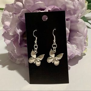 Beautiful Butterfly Fashion Dangle Earrings